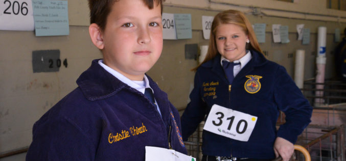 Teaching young agriculturists to 'imagine' at the Future Farmers of America Eighty-fifth Annual Convention