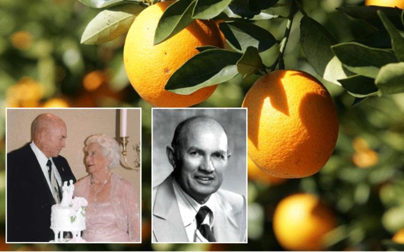 Life after farming: Bill and Maxi Adams