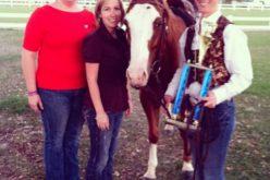 Q&A: Horse Showmanship Classes at the Polk County Youth Fair