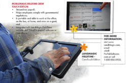 @griTech: New ag software aids timekeeping in the field