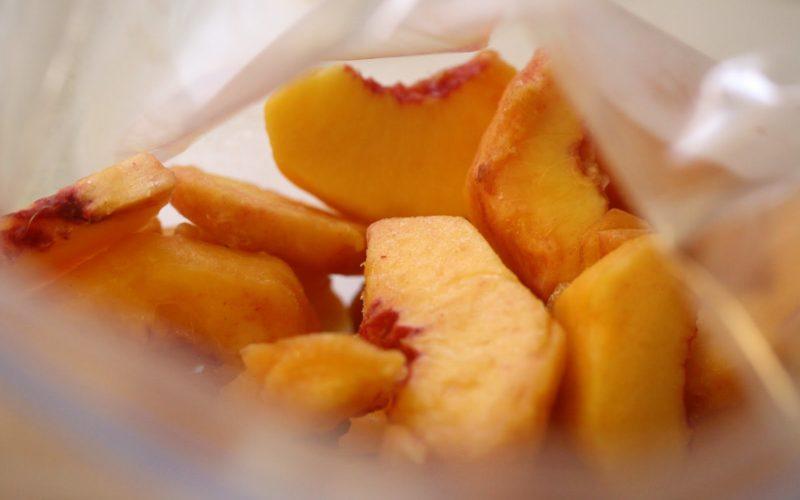 Recipe Spotlight: Peaches on parade in the kitchen