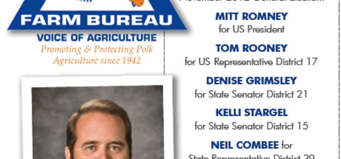 PCFB | President's column (September 2012)