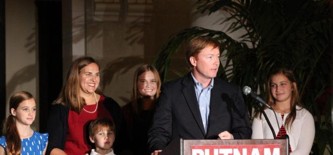 Adam Putnam Election Night 2014