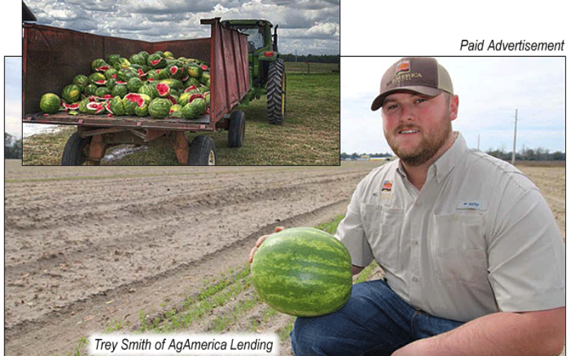 The right lender to grow with the farming industry