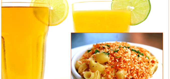 Recipe Spotlight: All you need is citrus and 30 minutes (or less)
