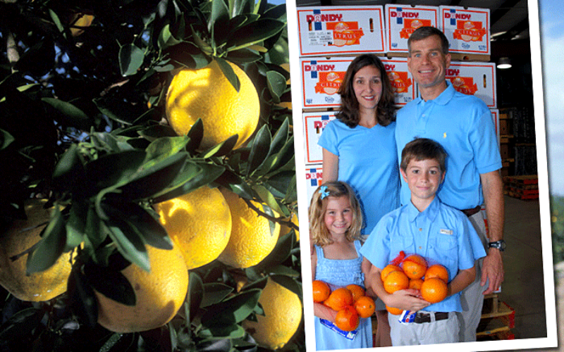 In the citrus business for the long haul