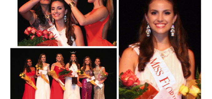 A Florida citrus crown for the Miss America preliminaries
