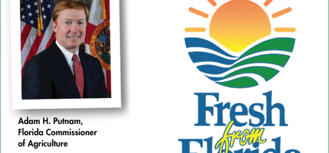 Commissioner's AgriCorner: Growing 'Fresh From Florida'