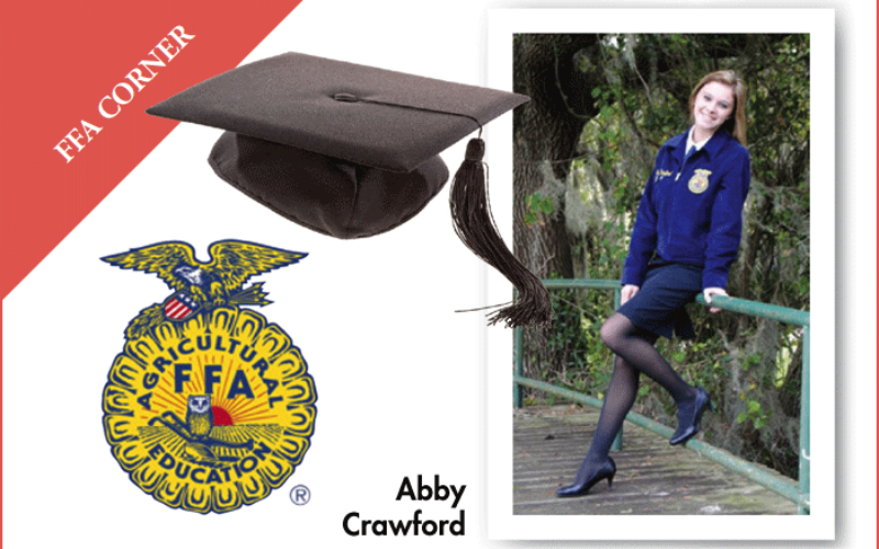 Ag Time with Abby: Class of 2015, you did it!
