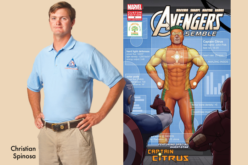 Florida roots: A farmer; a superhero — or both?