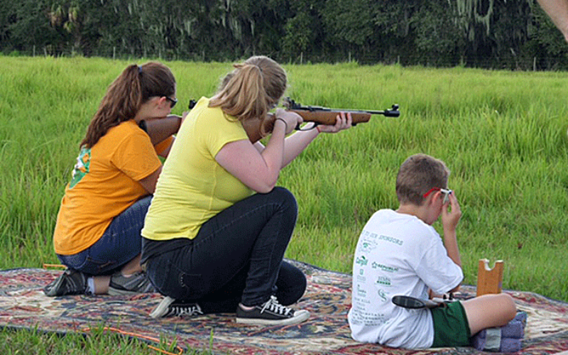 Shooting to skill: Teaching 4-H students firearm safety and responsibility
