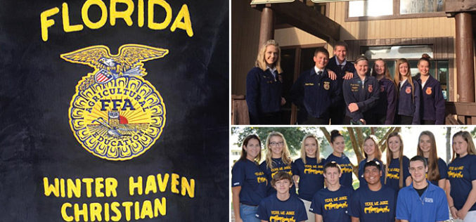 Ag Time with Abby: New FFA chapter takes root