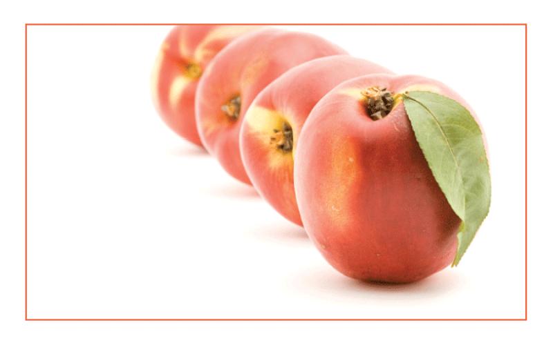 Recipe Spotlight: Sweet satisfaction of a Florida peach