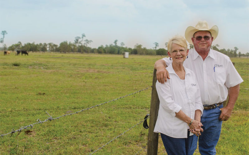 Florida roots: Handing down the cattle-ranching heritage