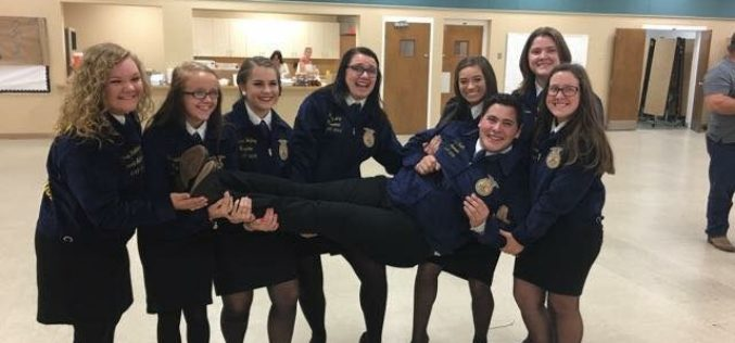 Polk County FFA Members Are MAD