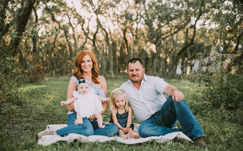 A Family Business:  Emily McKenna Lassiter Grew up in the Citrus Groves