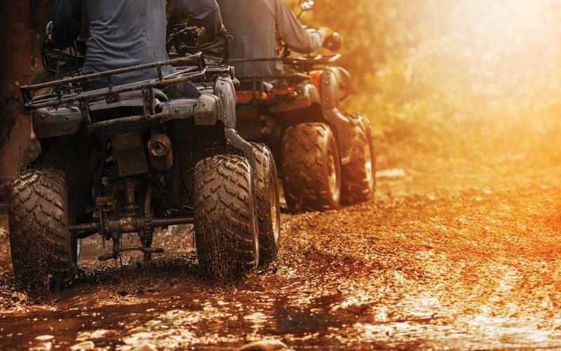 Best Public Lands to Ride Your ATV in Florida
