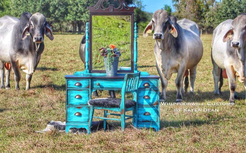 Father and Daughter's Passion for Agriculture Highlighted in their Artwork