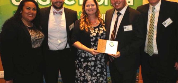 Florida Team Part of 2019 National Excellence in Teaching About Agriculture
